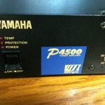 アンプ (YAMAHA P4500)