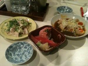 2011.2.11 PEDRO ON2 Salsa(サルサ)レッスン&パーティー差し入れ1
