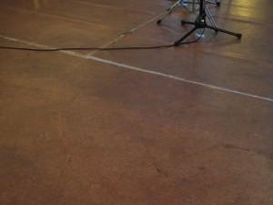 写真3 舞台