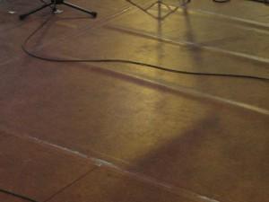 写真7 舞台