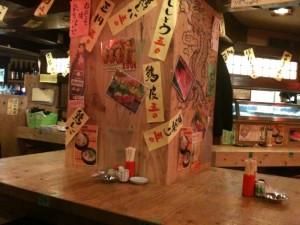 豚竜店内風景
