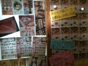 豚竜店内風景2